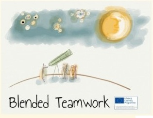 blended teamwork